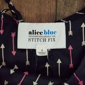 Women's small tank top-stitch fix
